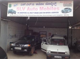 S L V Auto mobile, B Narayanapura - Car Repair & Services-Maruti