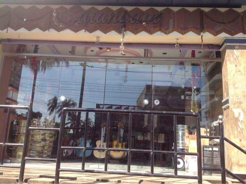 Front View of Musical Instrument Store - SURANGAM Images, , Agartala -