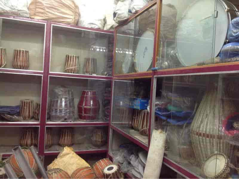 Inside View Of Shop - Tabla Tarang Images, Bazar, Agartala -