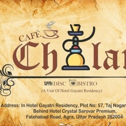 Cafe Chilam, Fatehabad Road, Agra - Fast Food - Justdial