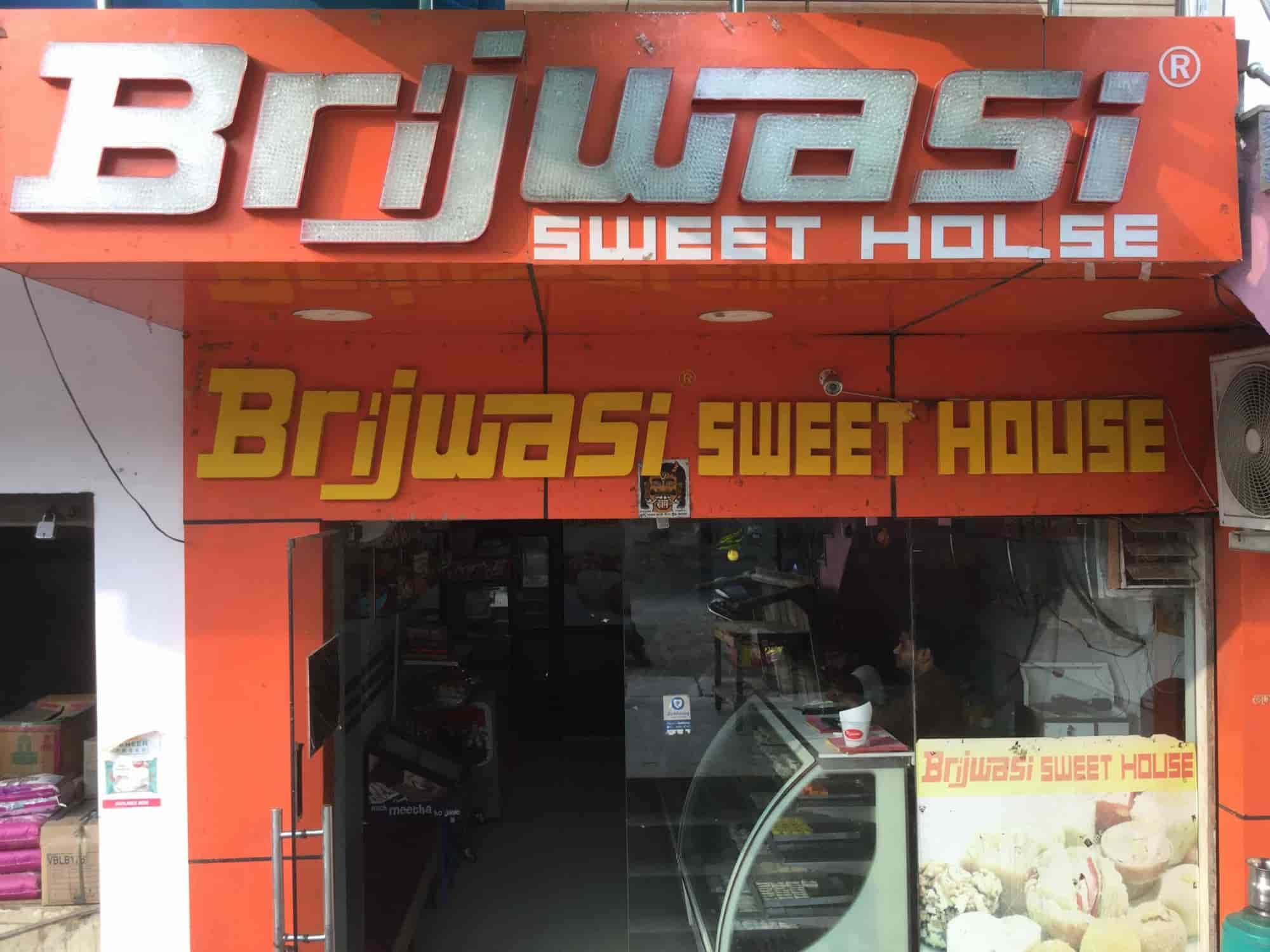 Brijwasi Sweet House, Lohamandi, Agra - Desserts, Pure Vegetarian ...