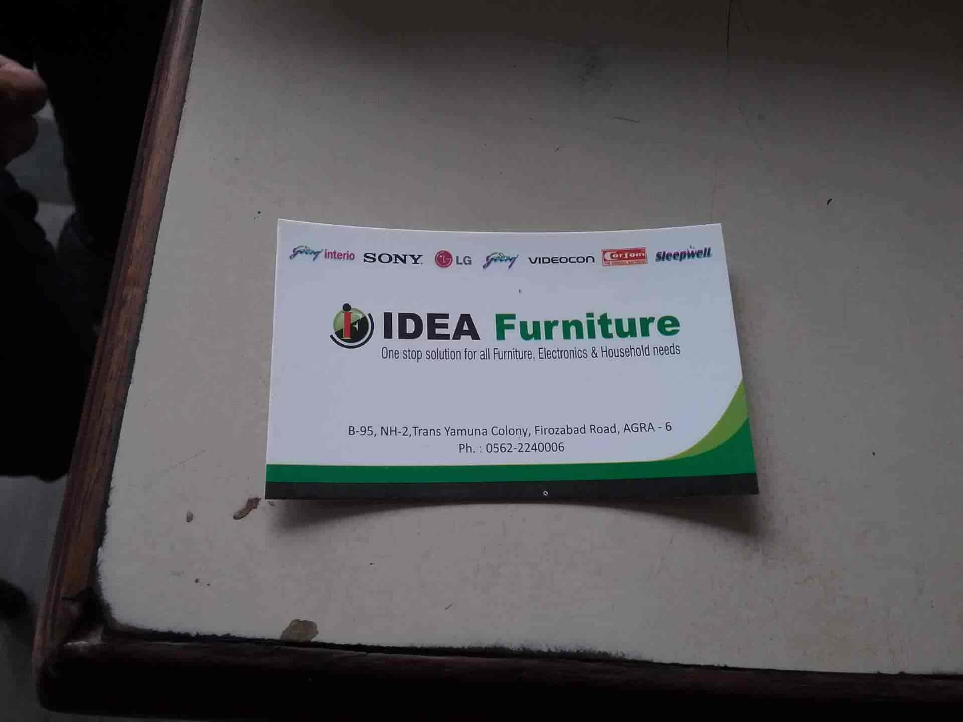 ... Idea Furniture Photos, Trans Yamuna Colony, AGRA   Furniture Dealers ...