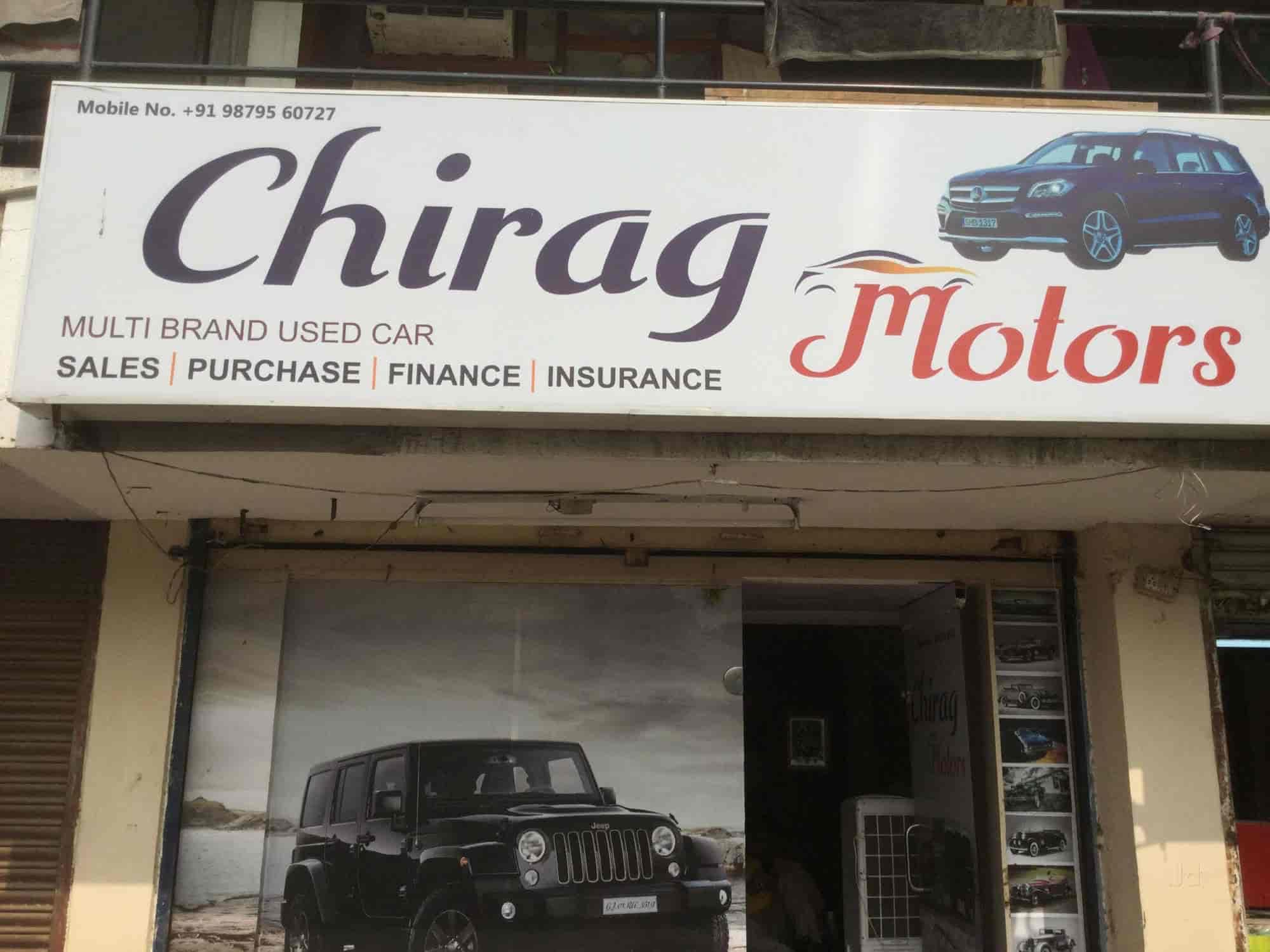 Chirag Motors, Naranpura Vistar - Second Hand Car Dealers in Ahmedabad - Justdial
