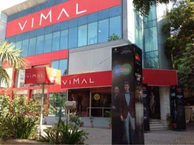 vimal showroom near me vimal cloth company
