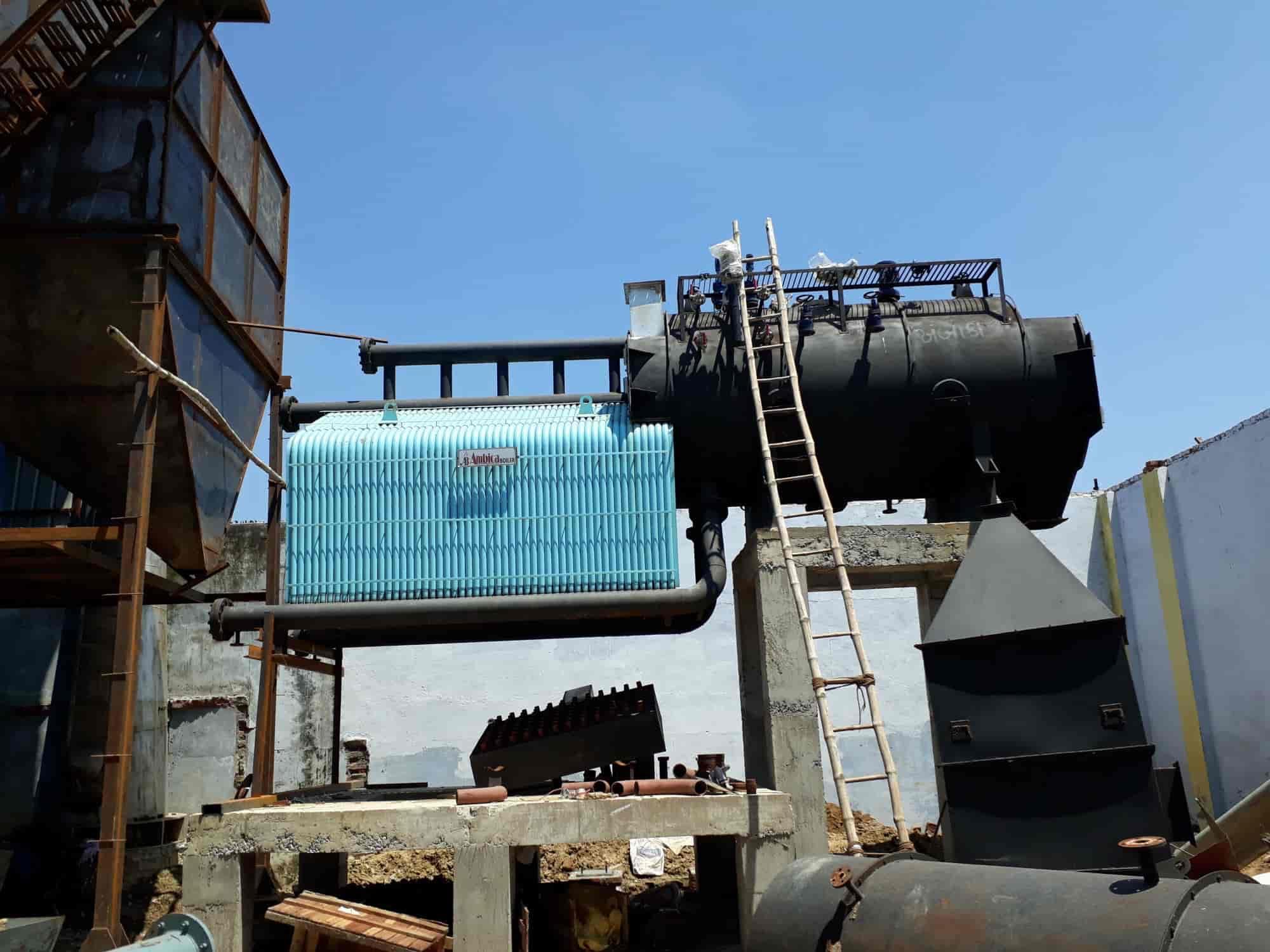 Ambica Boiler, Vatva GIDC - Ambika Boiler - Boiler Manufacturers in ...