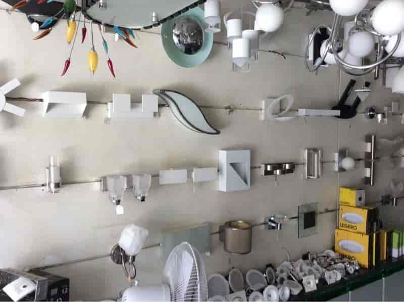 Matchwell lamps satellite decorative light dealers in ahmedabad justdial