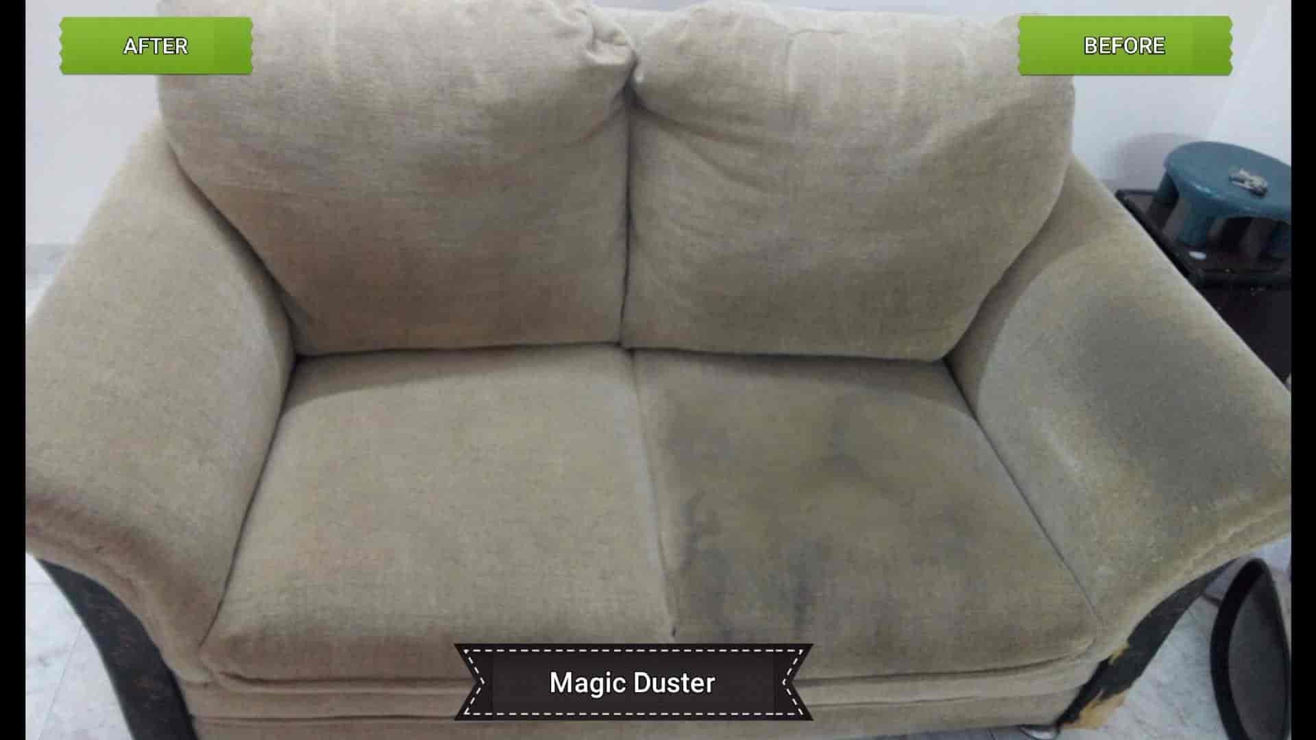 Peachy My Sofa Cleaner Magic Duster Vastrapur Sofa Cleaning Home Interior And Landscaping Ologienasavecom