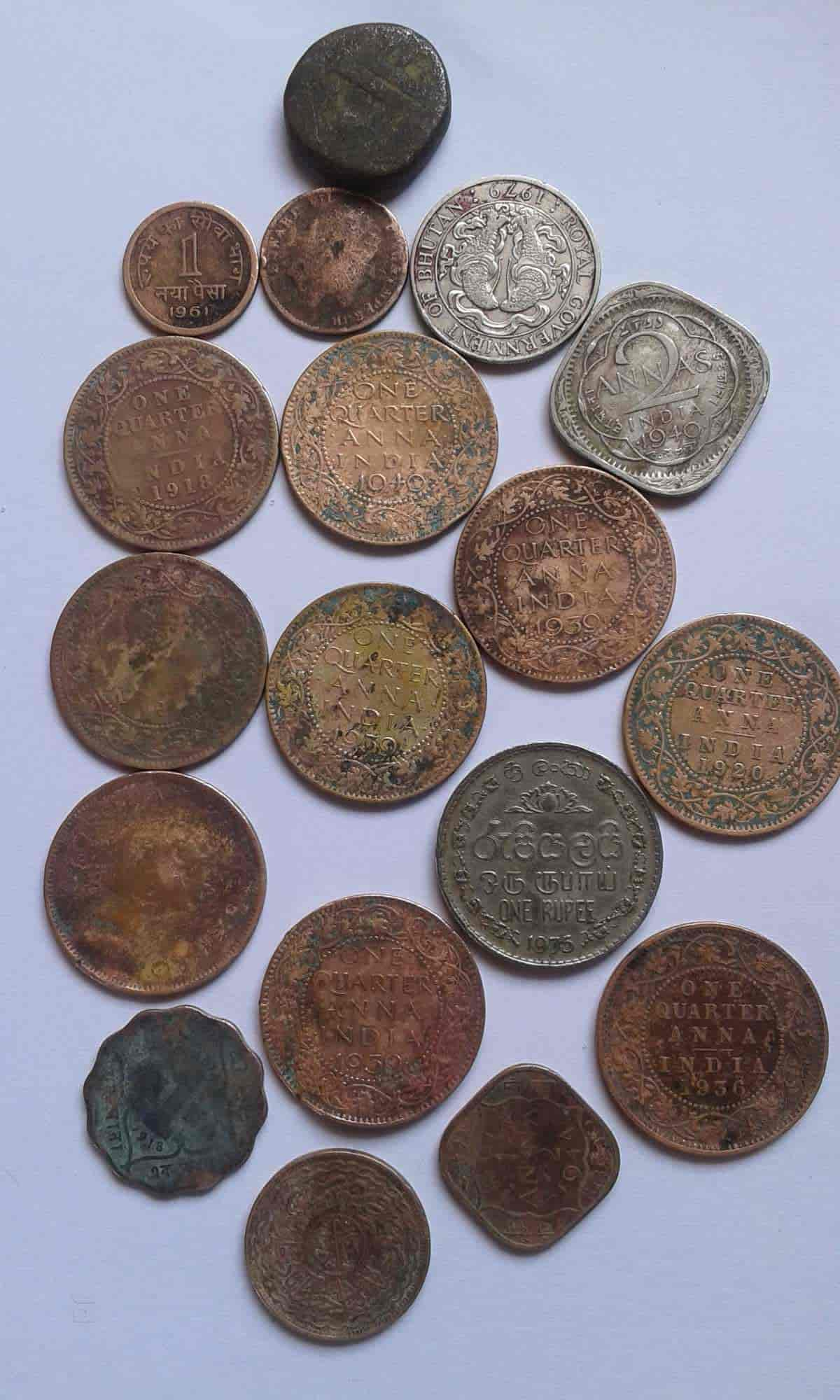 Classical Numismatic Gallery, Ellis Bridge - Old Coin Buyers