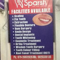 Sparsh Multispeciality Dental Clinic - Dentists - Book
