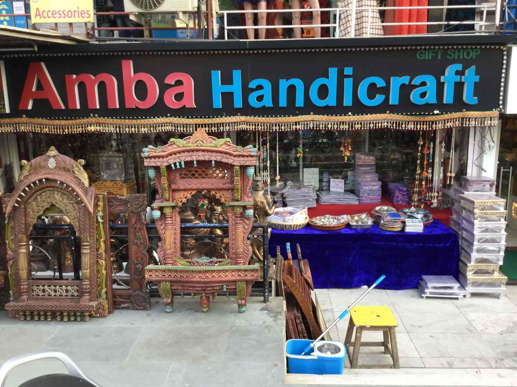Amba Handicraft Satellite Road Handicraft Item Dealers In