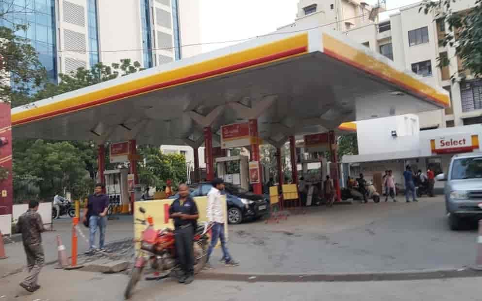 Shell Petrol Pump, Prahladnagar - Petrol Pumps in Ahmedabad
