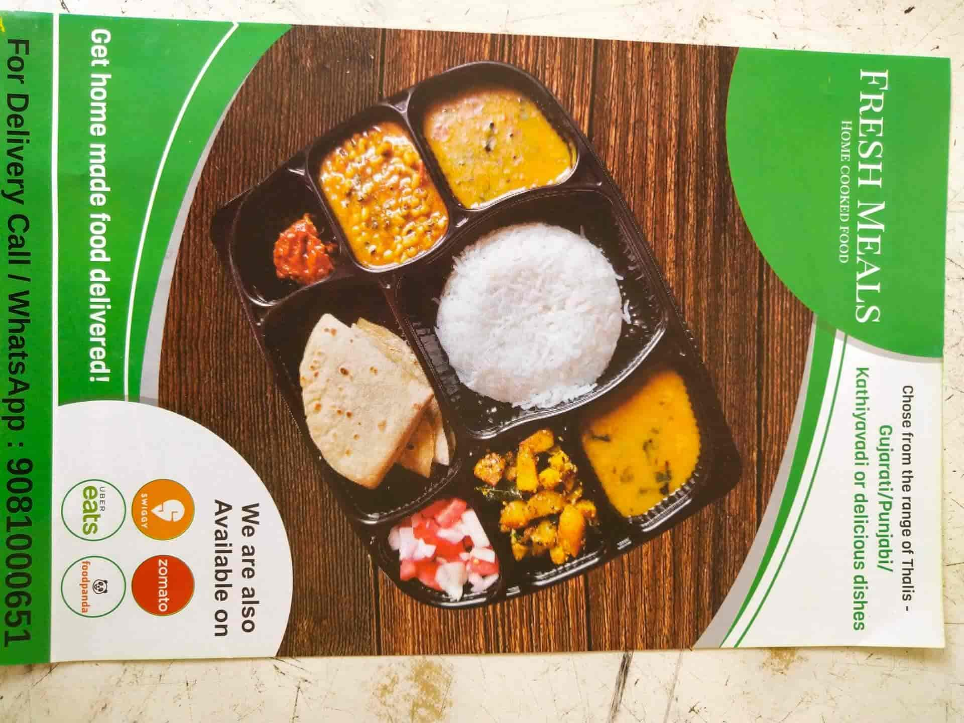 Fresh Meals, Gota Road, Ahmedabad - Fast Food - Justdial