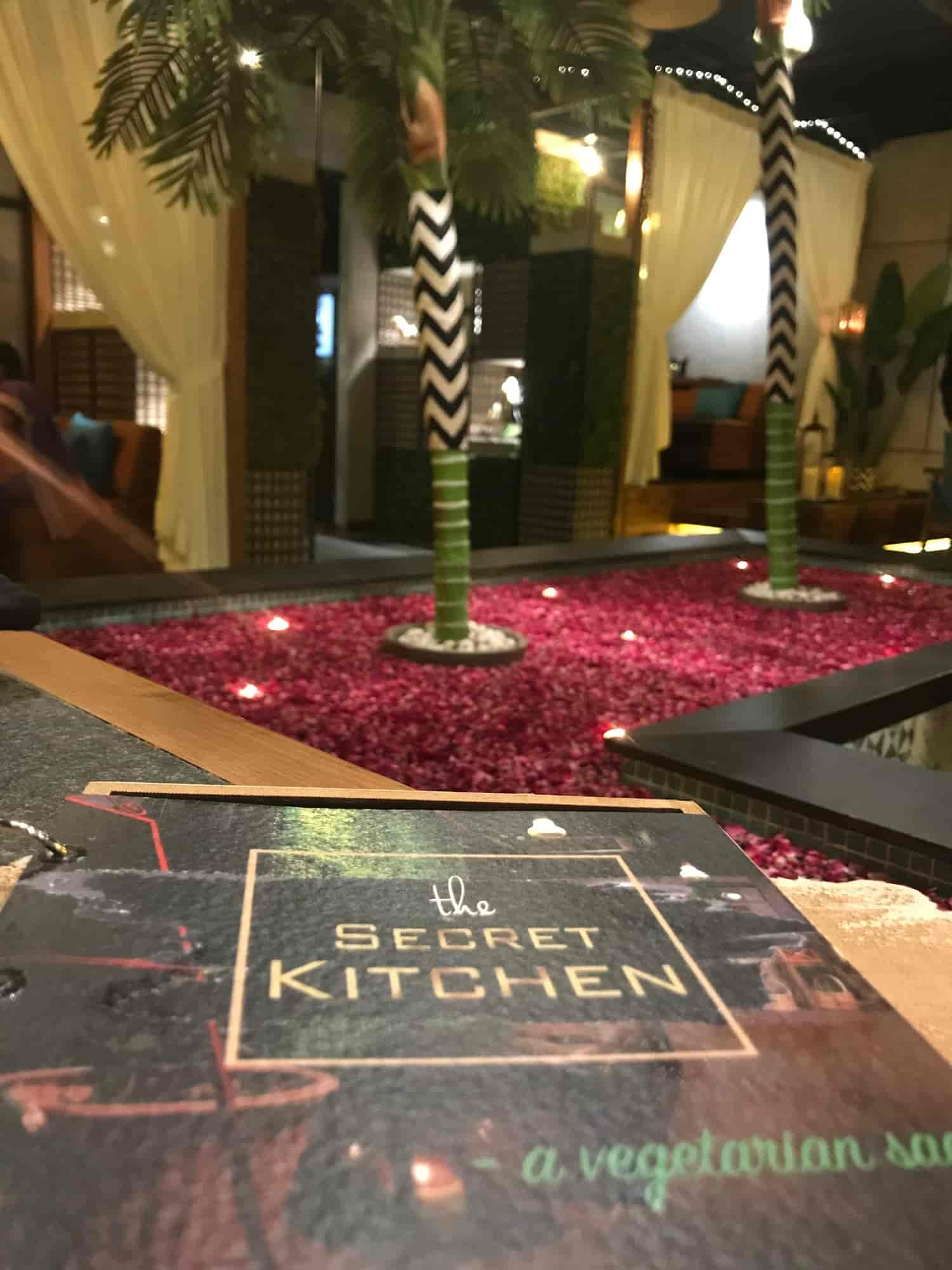 The Secret Kitchen Bodakdev Ahmedabad Pure Vegetarian North