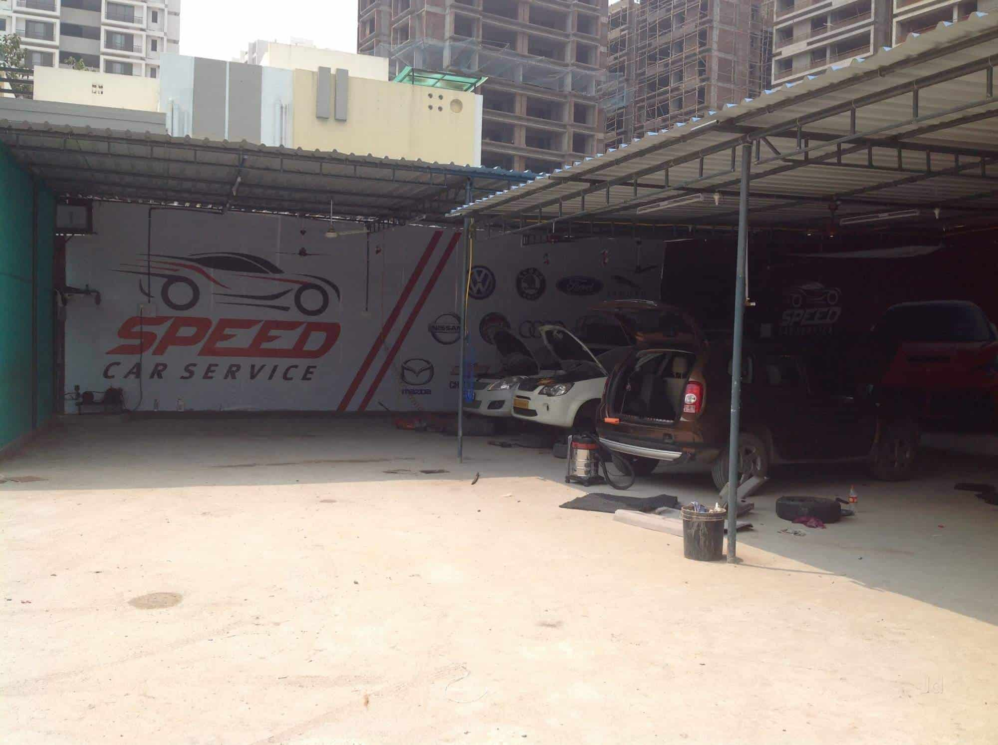 Speed Car Service Photos Bopal Ahmedabad Pictures Images