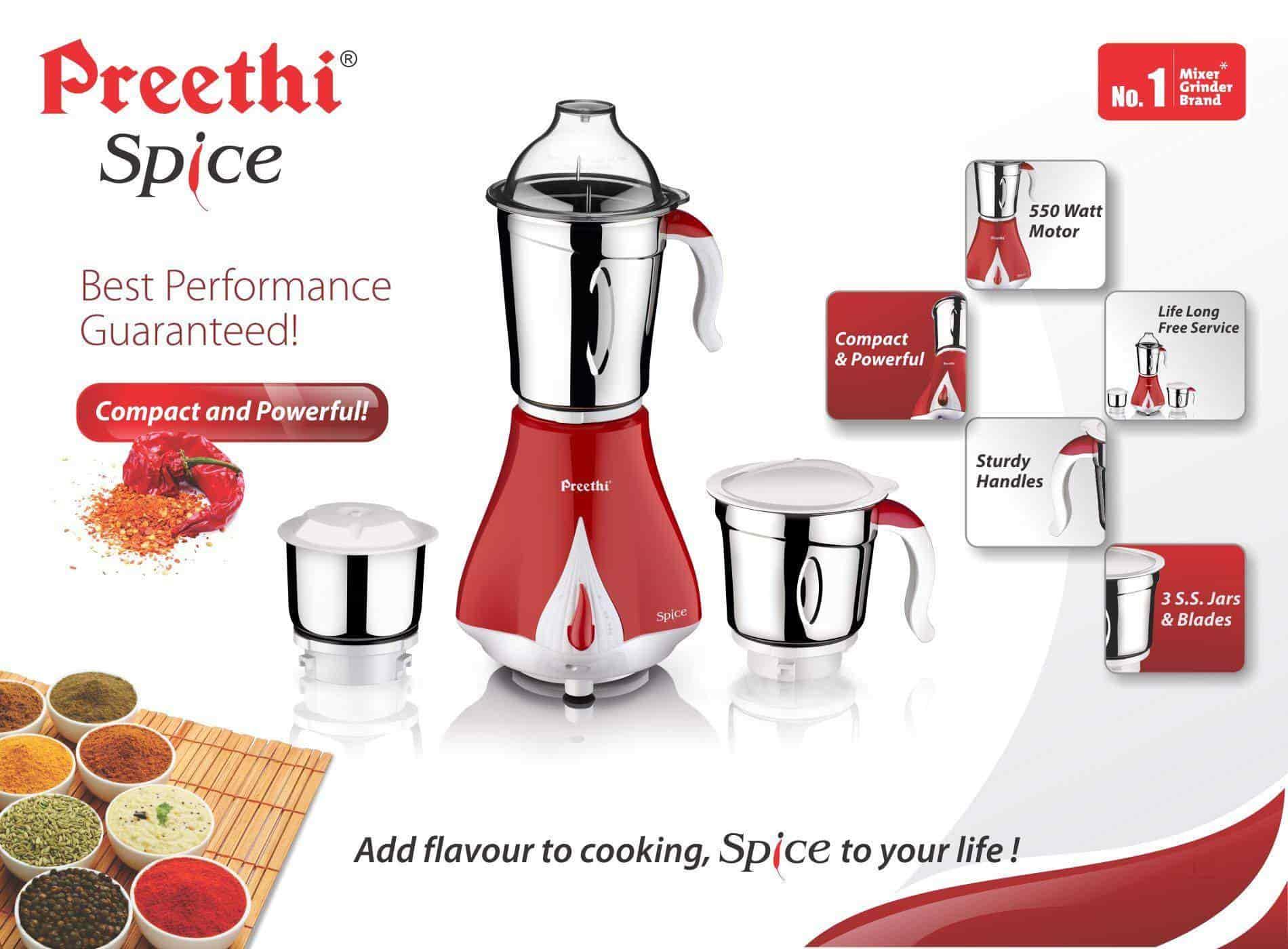 Preethi Kitchen Appliances Pvt Ltd Shahpur Road Mixer