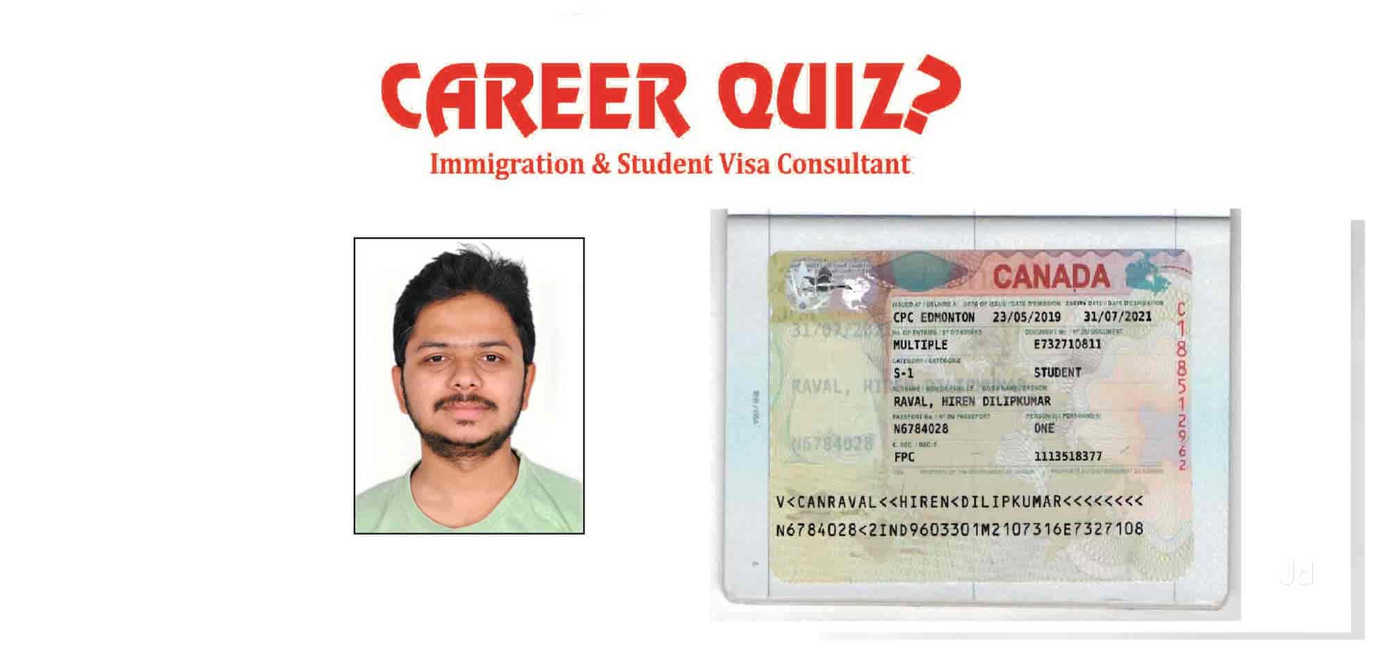 Career Quiz Pvt Ltd, Gurukul - IELTS Tutorials in Ahmedabad