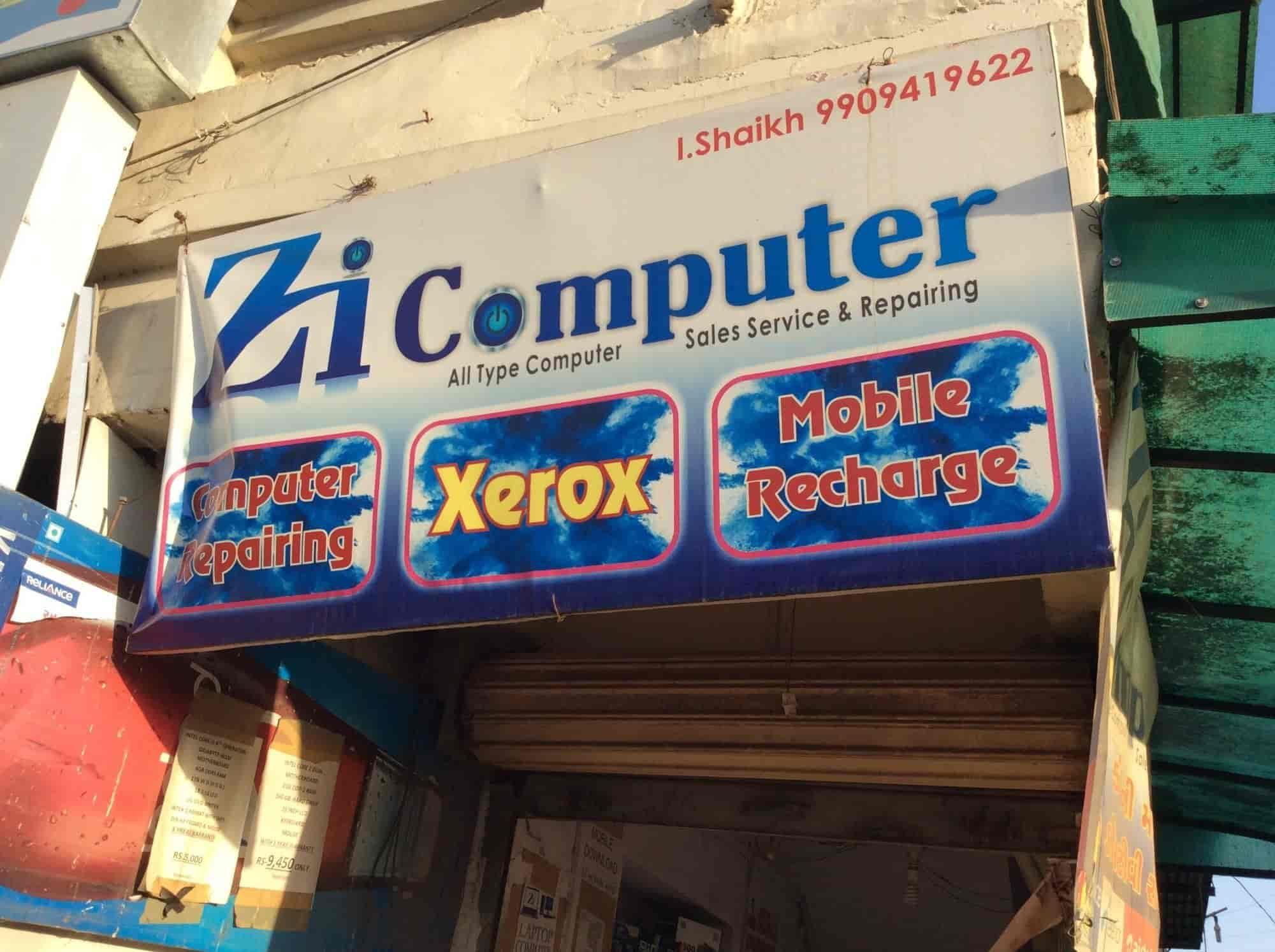 ZI Computers Photos, Jivraj Park, Ahmedabad- Pictures