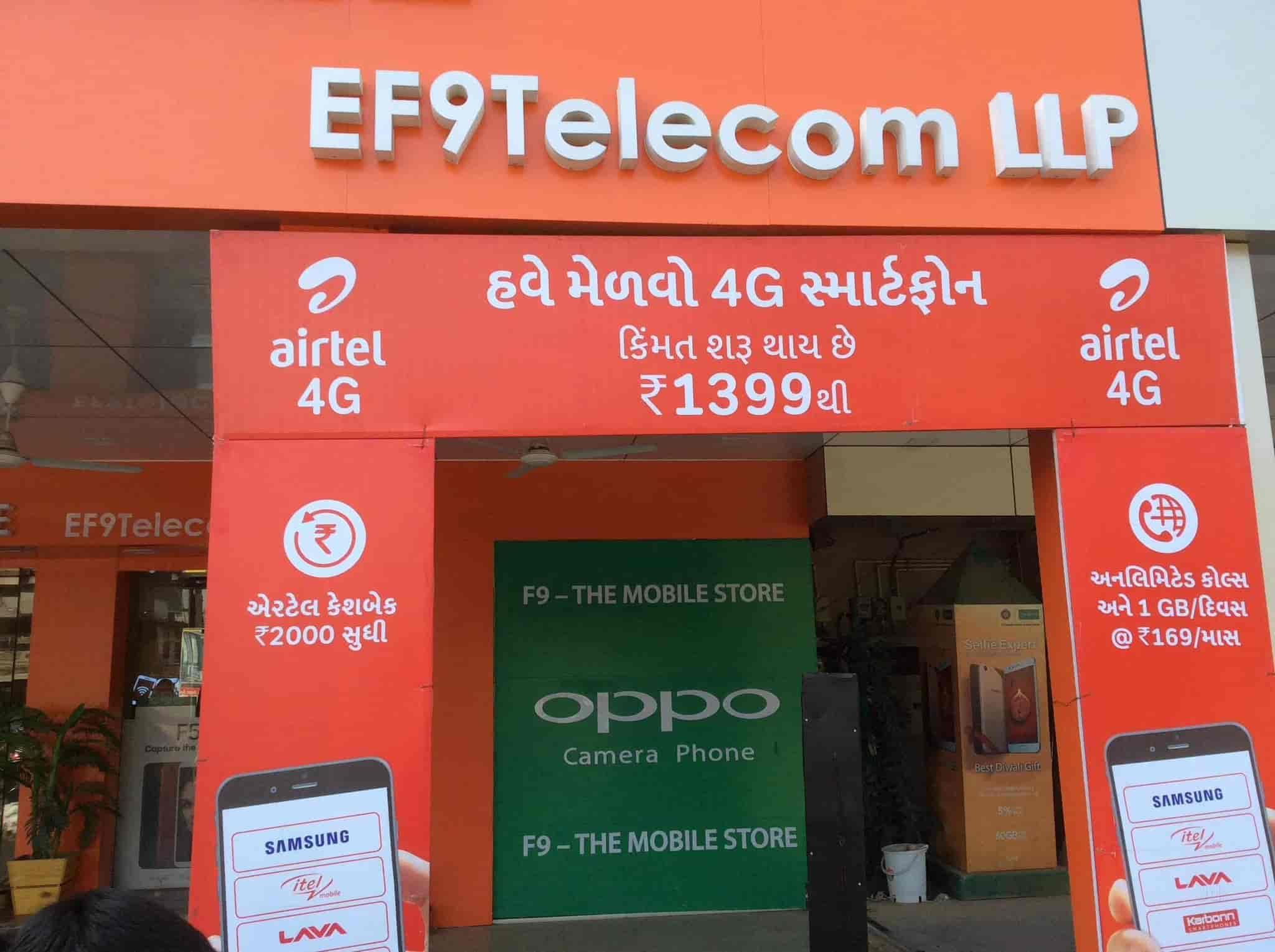 F9 The Mobile Store, Shastrinagar Naranpura - Mobile Phone Dealers
