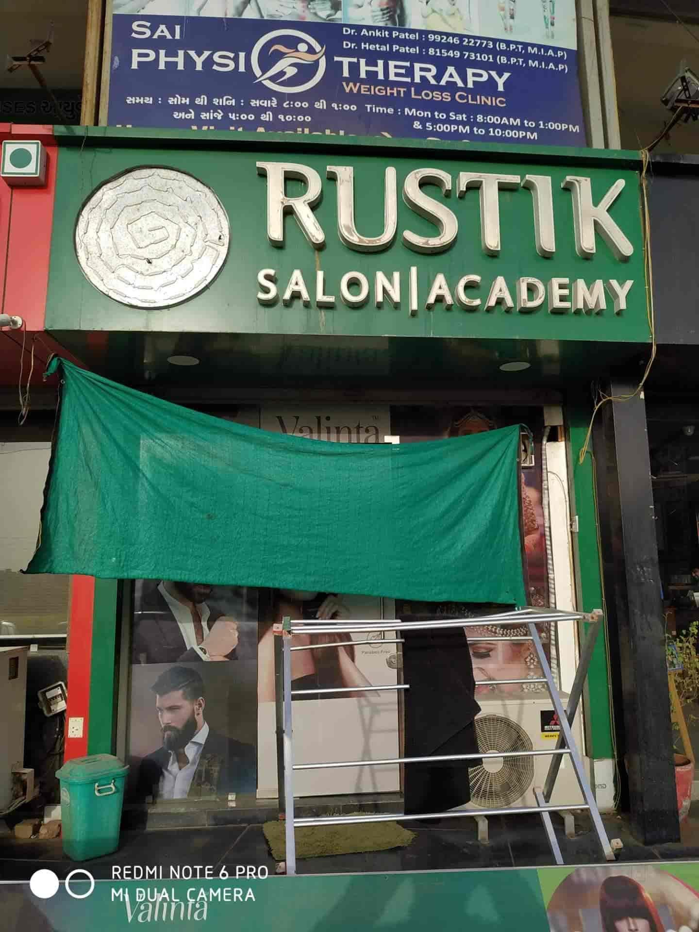 Rustik Unisex Salon & Academy, Gota Road - Beauty Spas in Ahmedabad