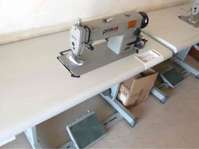 Hindustan Sewing Machine Repairing Works Photos Rakhial Ahmedabad New Primex Sewing Machine