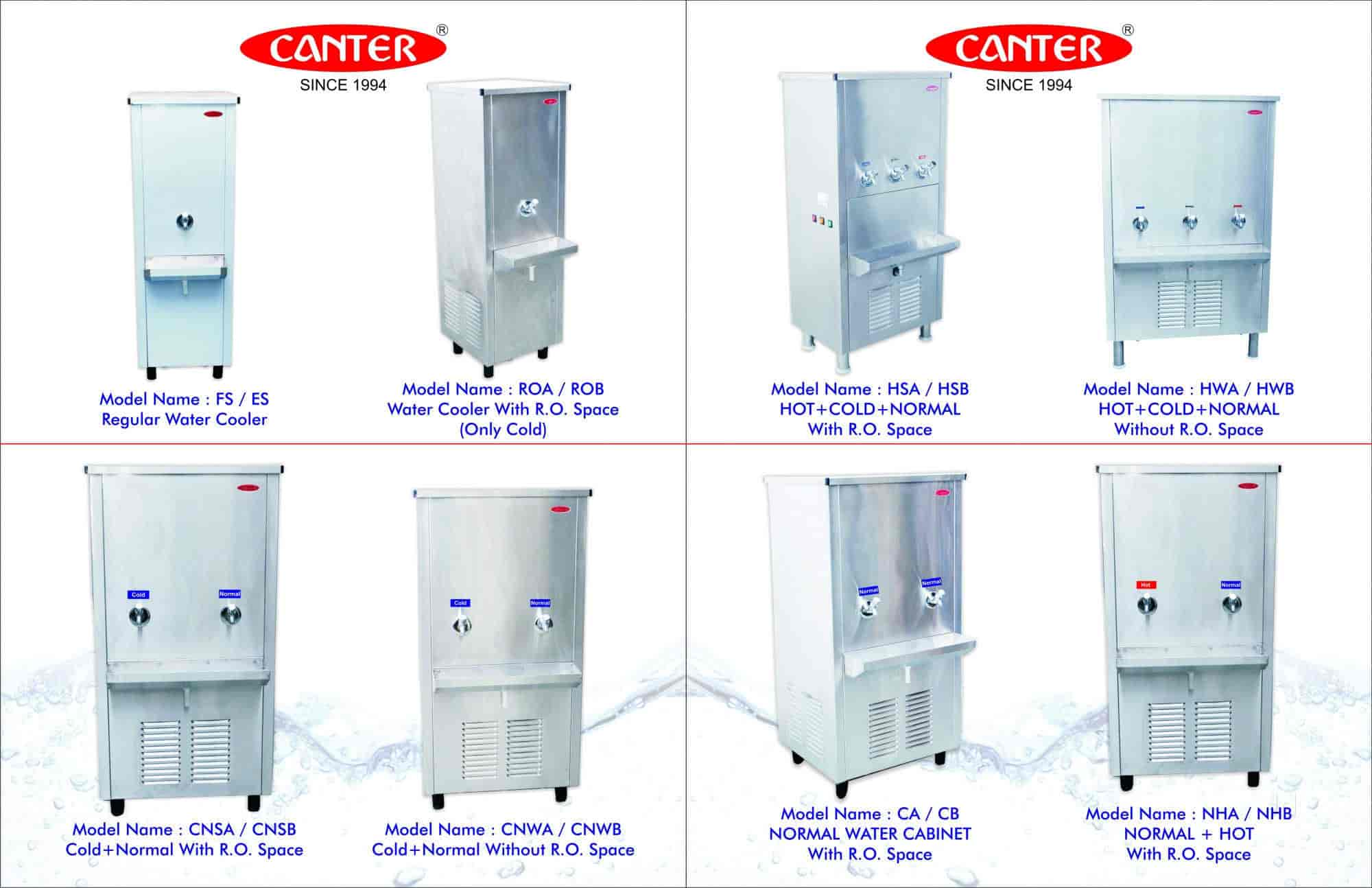 Canter Water Cooler Photos, Narol, Ahmedabad- Pictures & Images