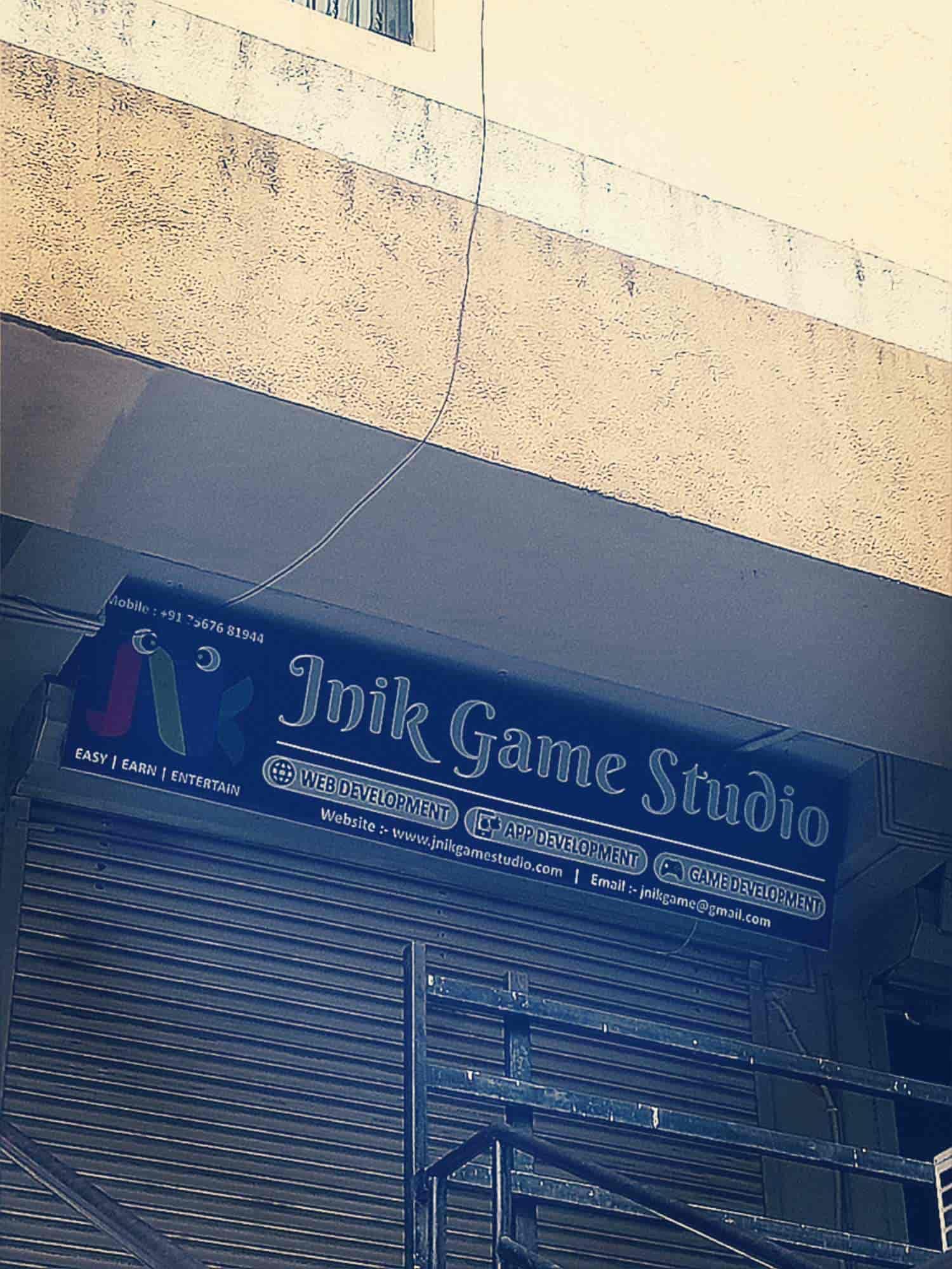 Jnik Game Studio Photos, Nava Naroda, Ahmedabad- Pictures