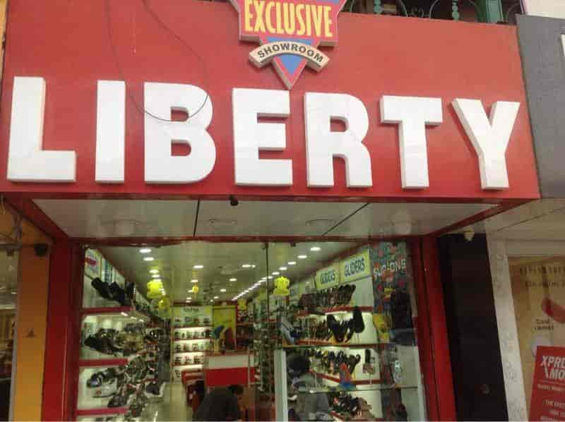 Liberty Near Me >> Liberty Exclusive Showroom Satellite Shoe Dealers Liberty