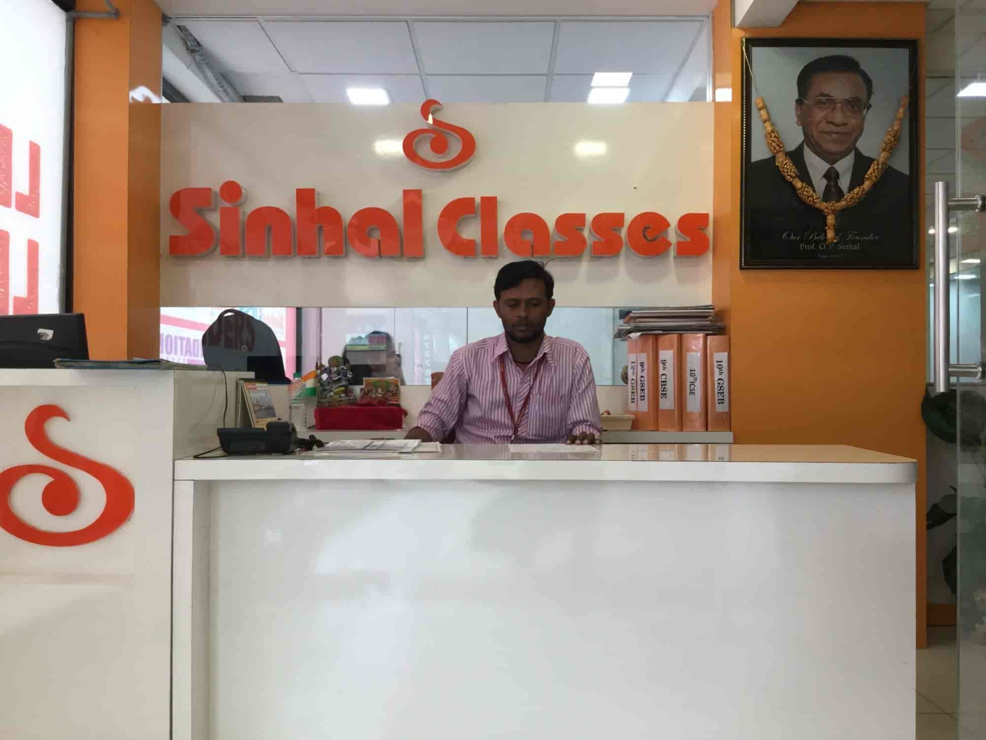 Sinhal Classes (Closed Down) in Vastrapur, Ahmedabad - Justdial