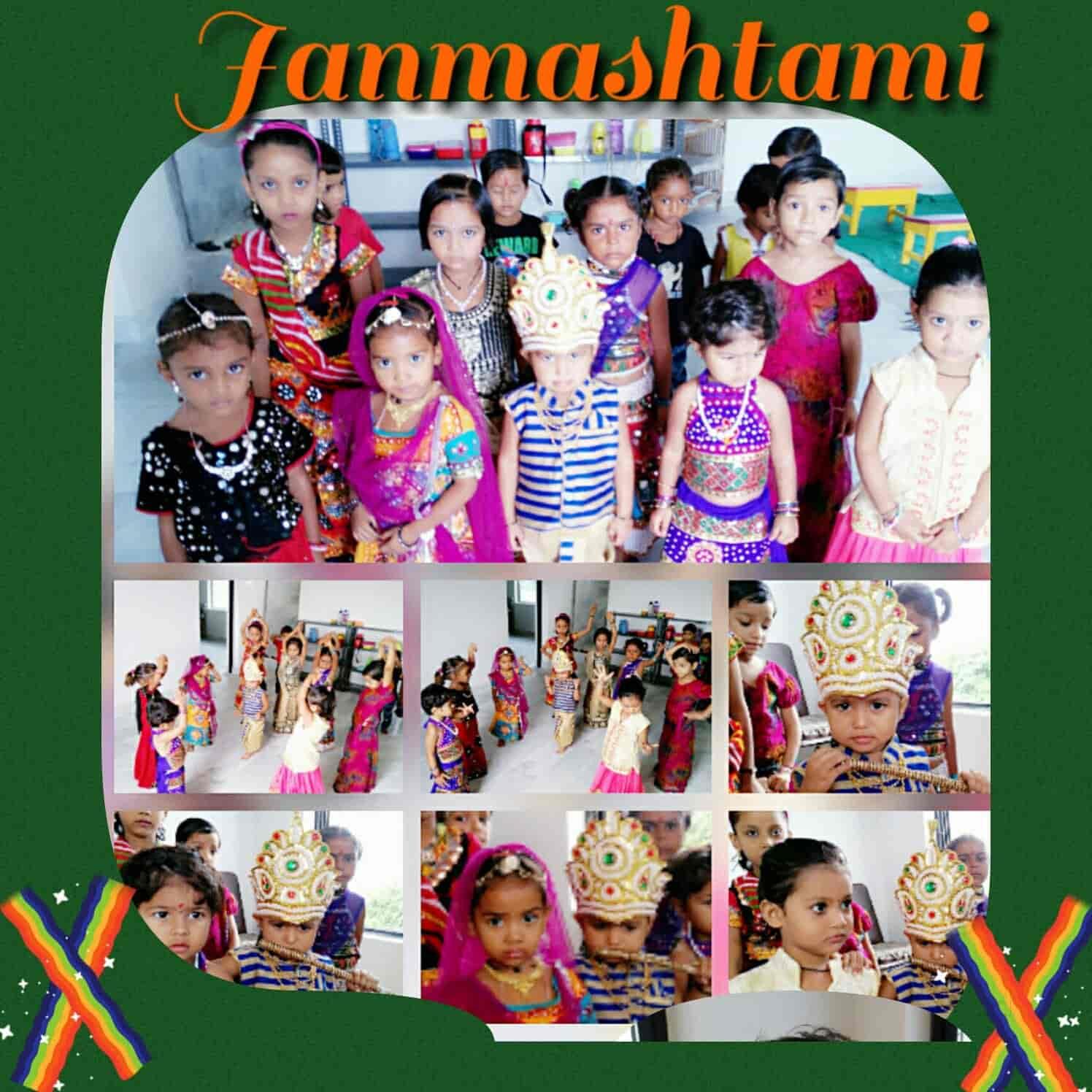 Desi Kids Pre Primary School Photos, Gota Road, Ahmedabad- Pictures ...