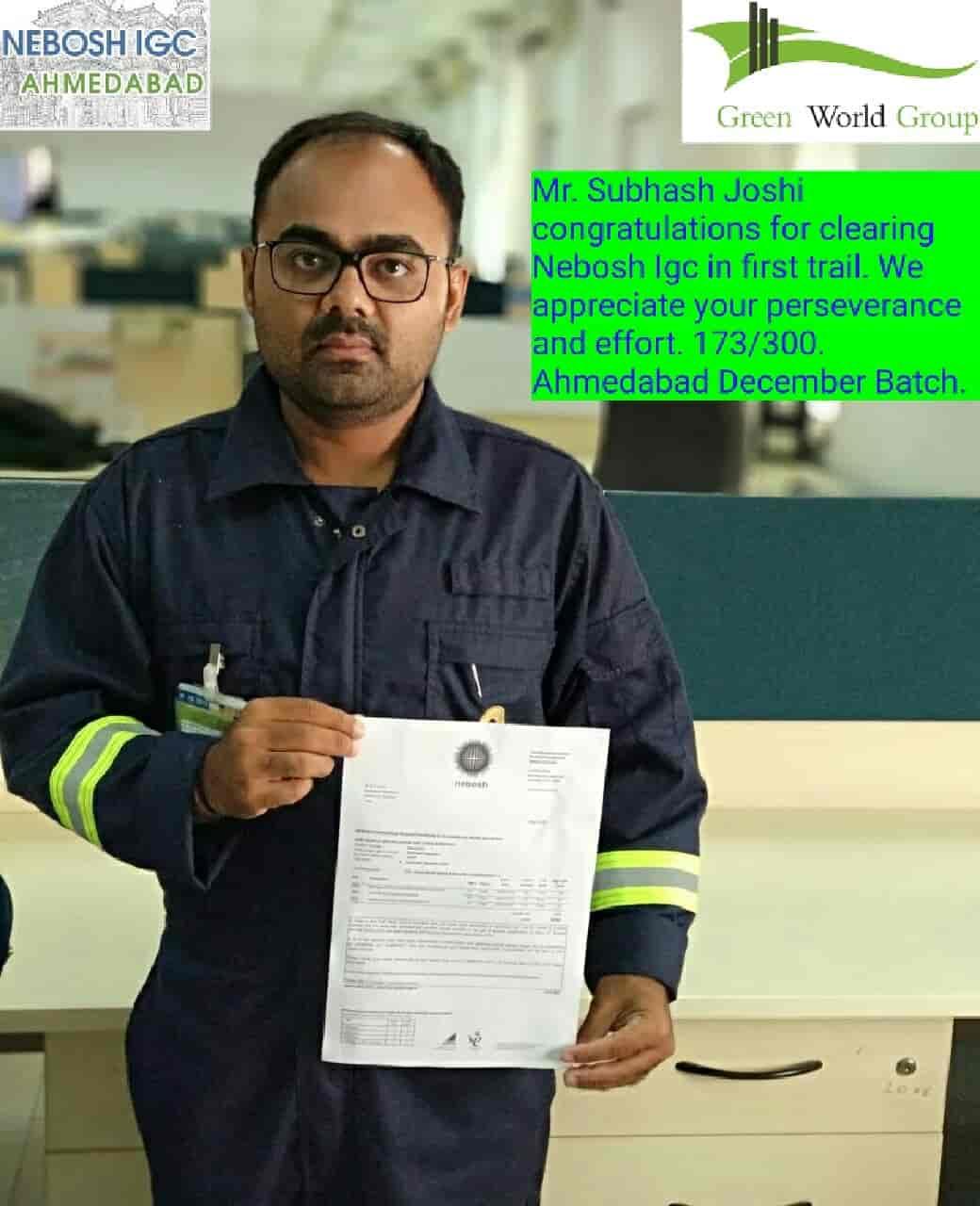 Green World Group Sarkhej Gandhinagar Highway Institutes For