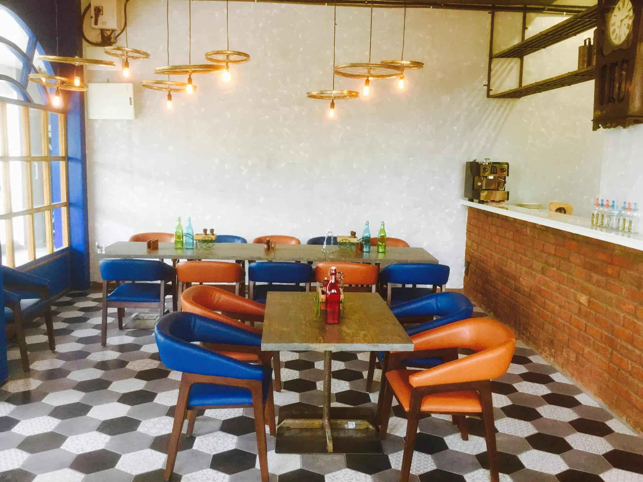 Good Thymes The Live Kitchen Bodakdev Ahmedabad Coffee Shops