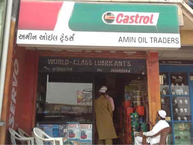 Amin Oil Traders, Sarkhej Gandhinagar Highway - Oil Dealers