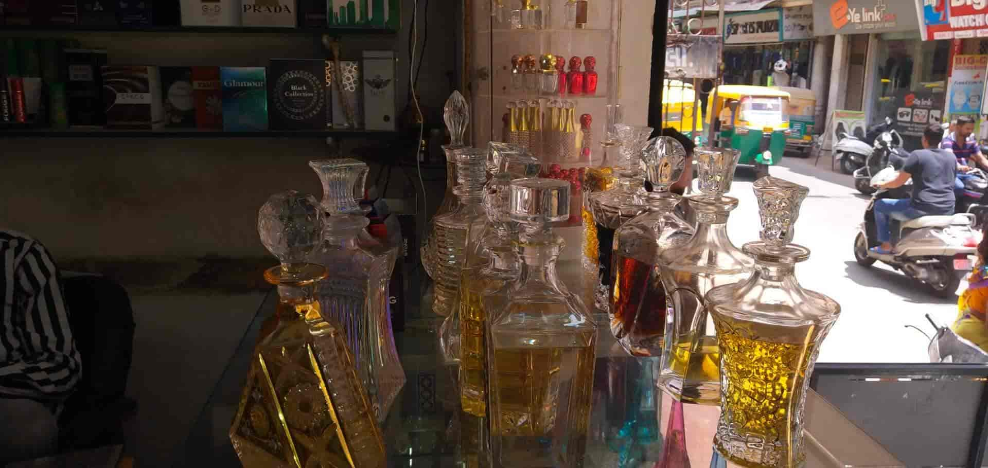Meena Fragrances, Salapose Road - Attar Manufacturers in
