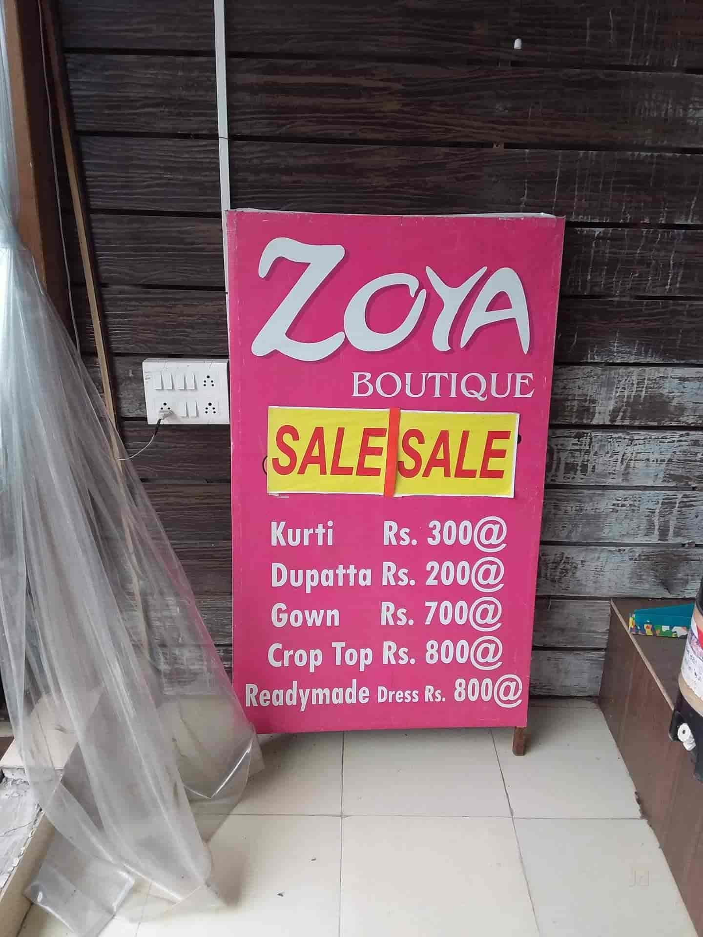 Zoya Boutique Photos, Gurukul, Ahmedabad- Pictures & Images