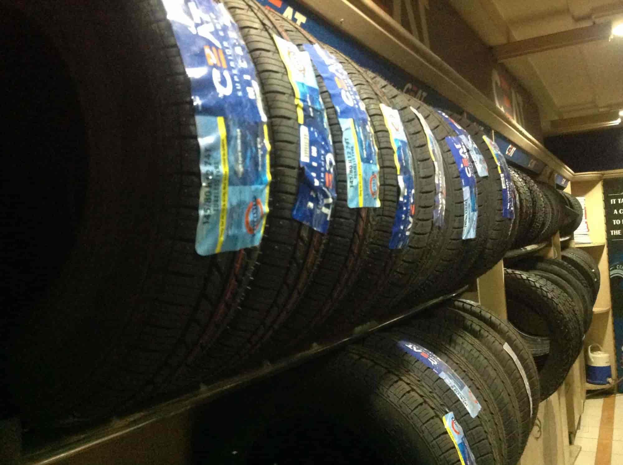 Mahakali Tyre Oil, Ghatlodiya - Chemical Dealers in