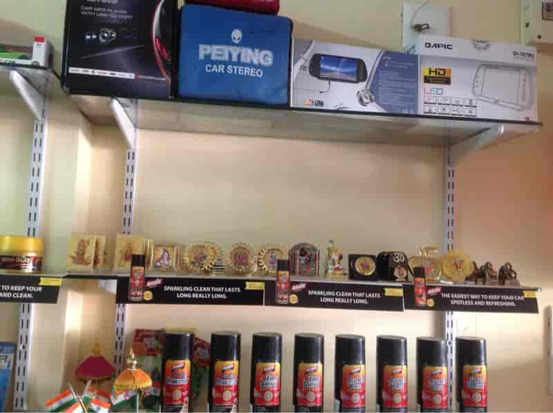 Patidar Car Accessories, Sola - Car Accessory Dealers in