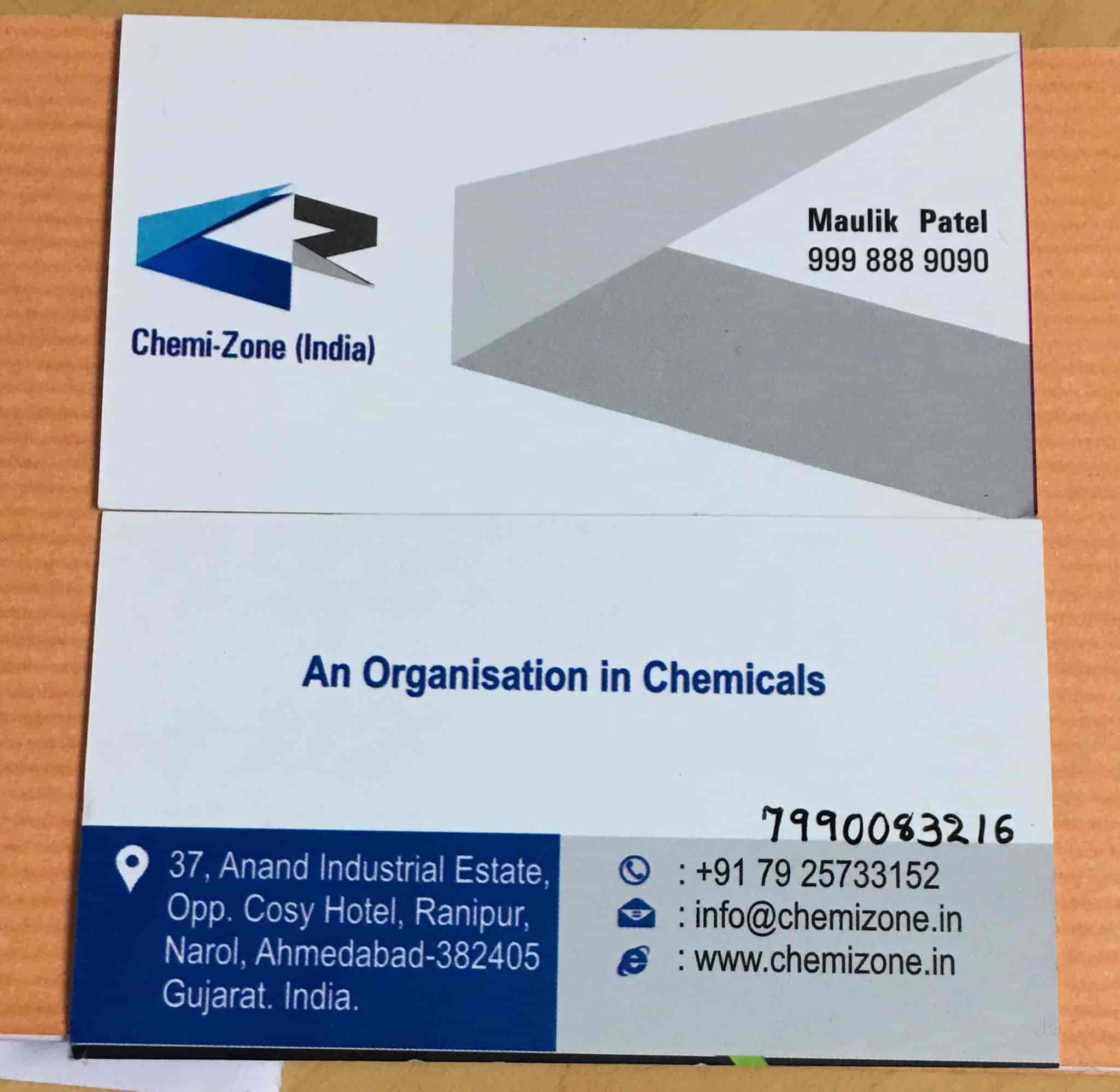 Chemizone India Photos, Narol Cross Road, Ahmedabad- Pictures