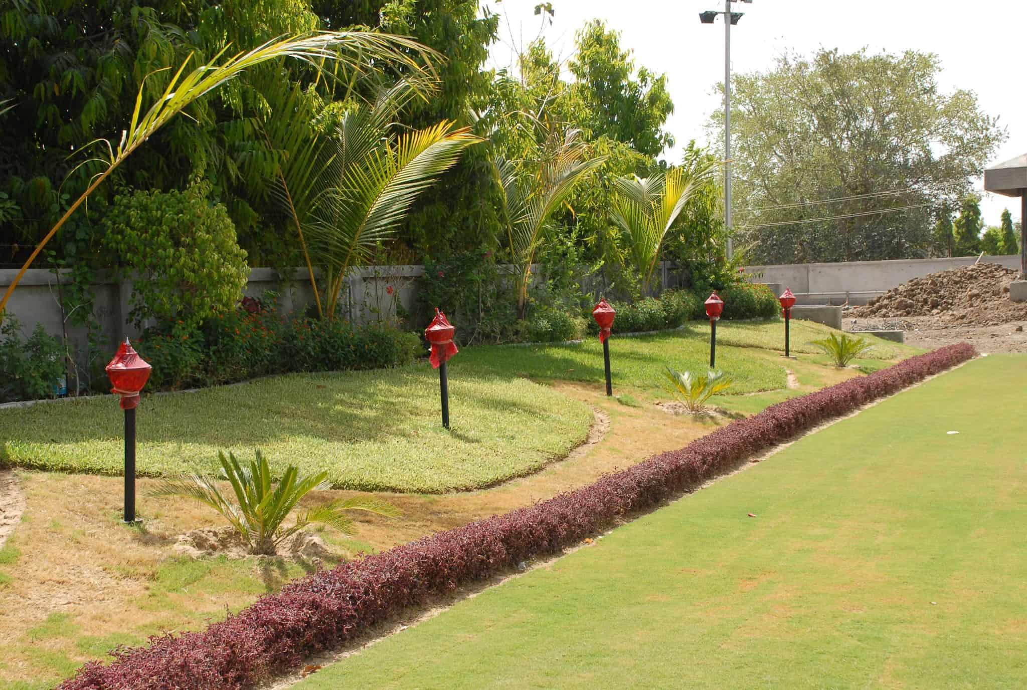 ... Garden View   New Garden Photos, Vasna, Ahmedabad   Garden Contractors  ...
