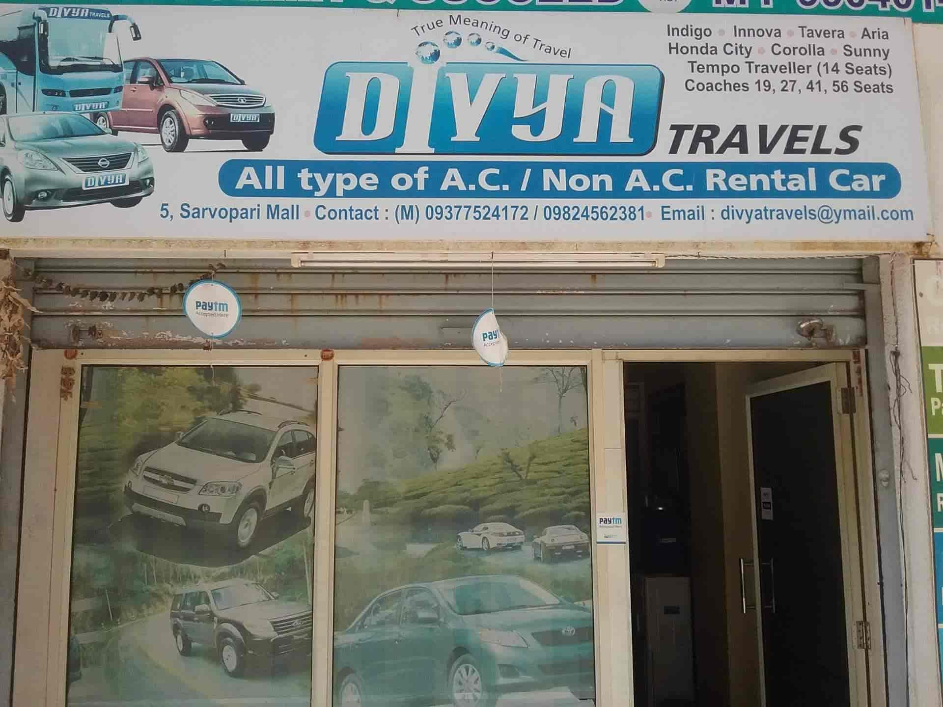Divya Travels Ghatlodiya Car Hire In Ahmedabad Justdial