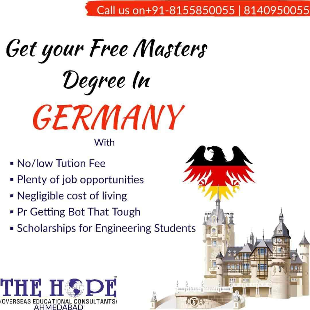 The Hope Overseas Educational Consultants, Navrangpura