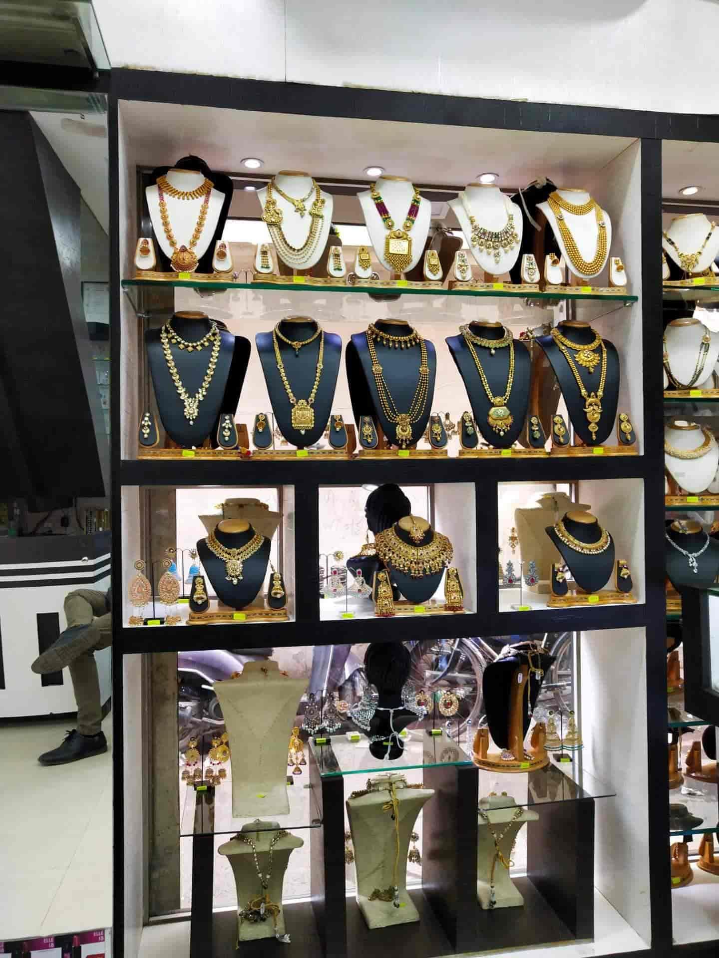 Rumi S Designer Imitation Jewellery Show Room Dhalgarwad Jewellery Showrooms In Ahmedabad Justdial