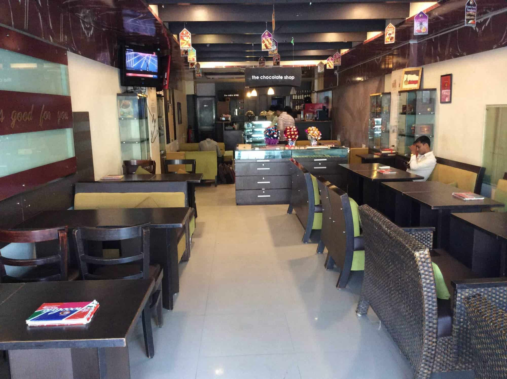 The Chocolate Room Photos, Satellite, Ahmedabad- Pictures & Images ...