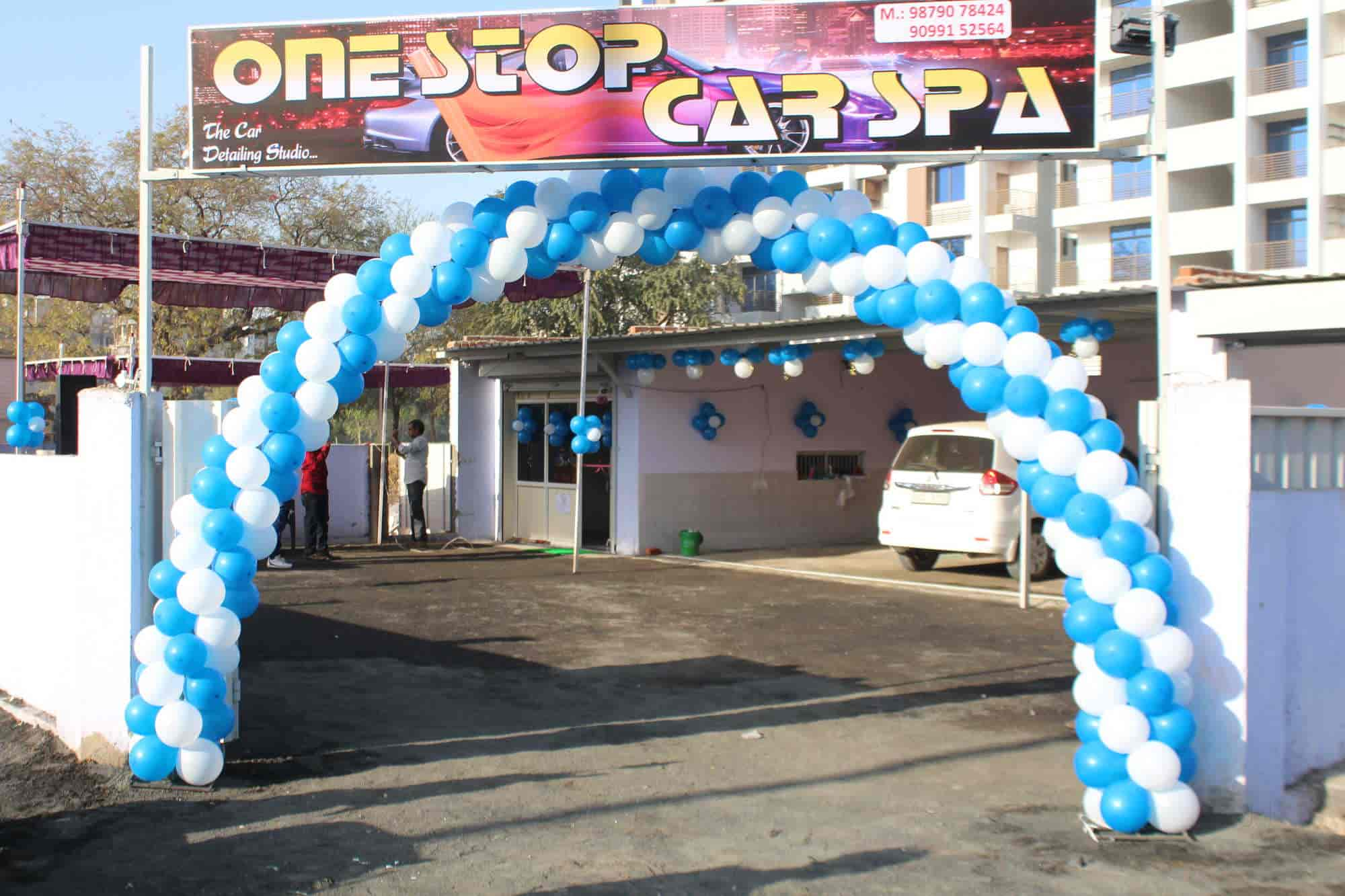 One Stop Car Spa, Nikol - Car Washing Services in Ahmedabad - Justdial