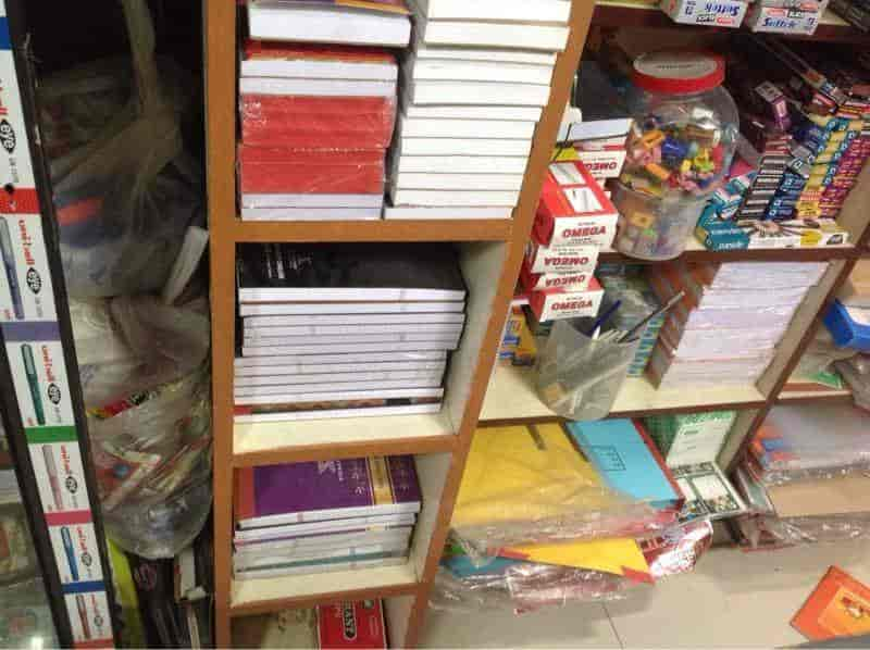 Patel Paper Stores Gurukul Road Ahmedabad - Stationery Shops