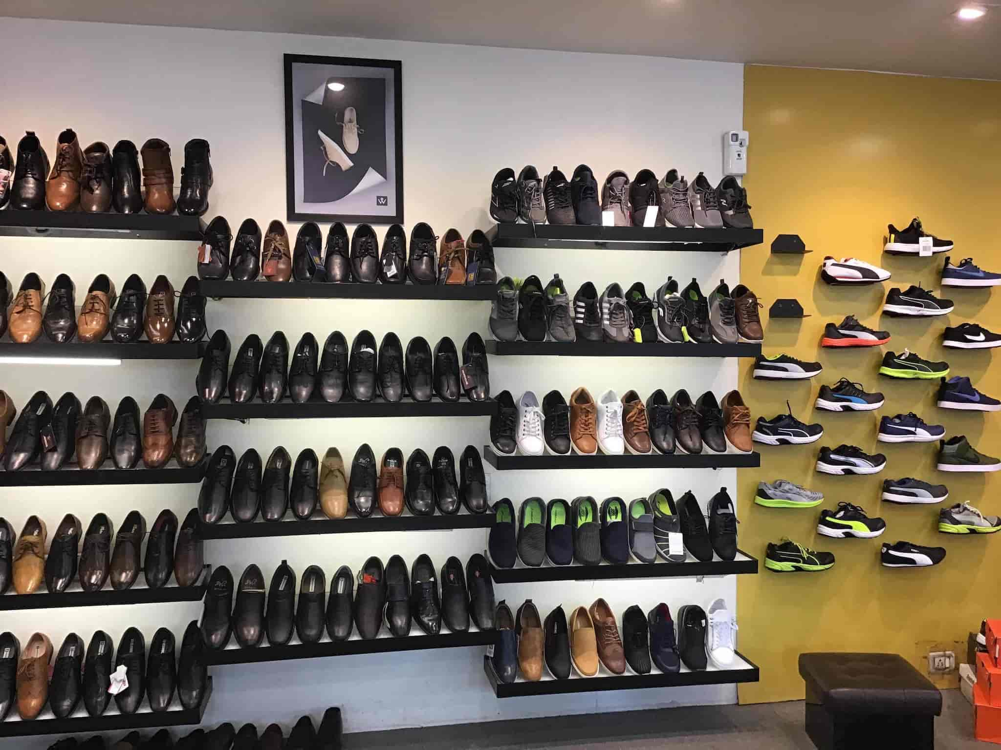 100% quality half price new authentic The Warehouse Footwear Store, Memnagar - Shoe Dealers in ...