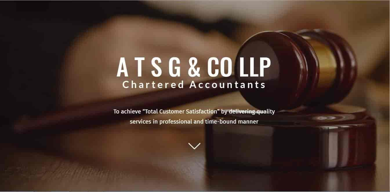 A T S G & CO LLP, RAMKRISHNA BHAVAN - Auditors in Ahmednagar