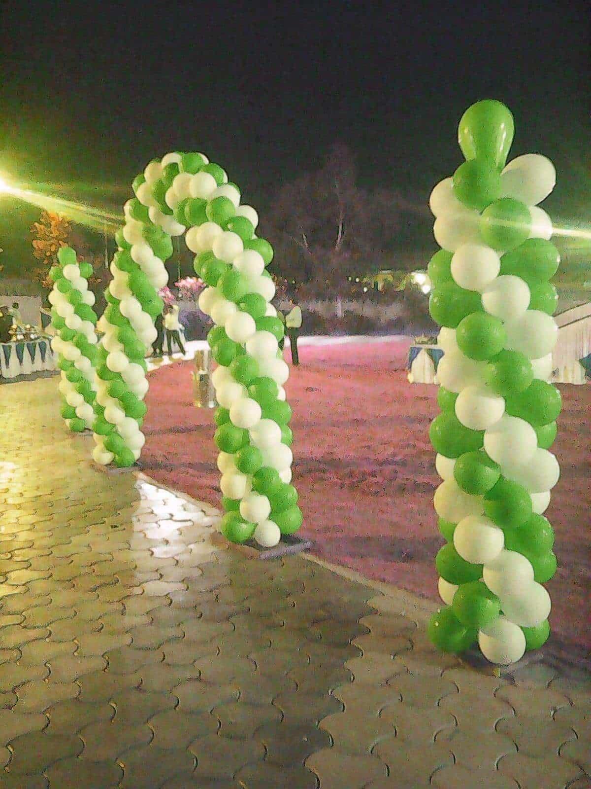 Raju Balloons Decoration Savedi Balloon Decorators In Ahmednagar