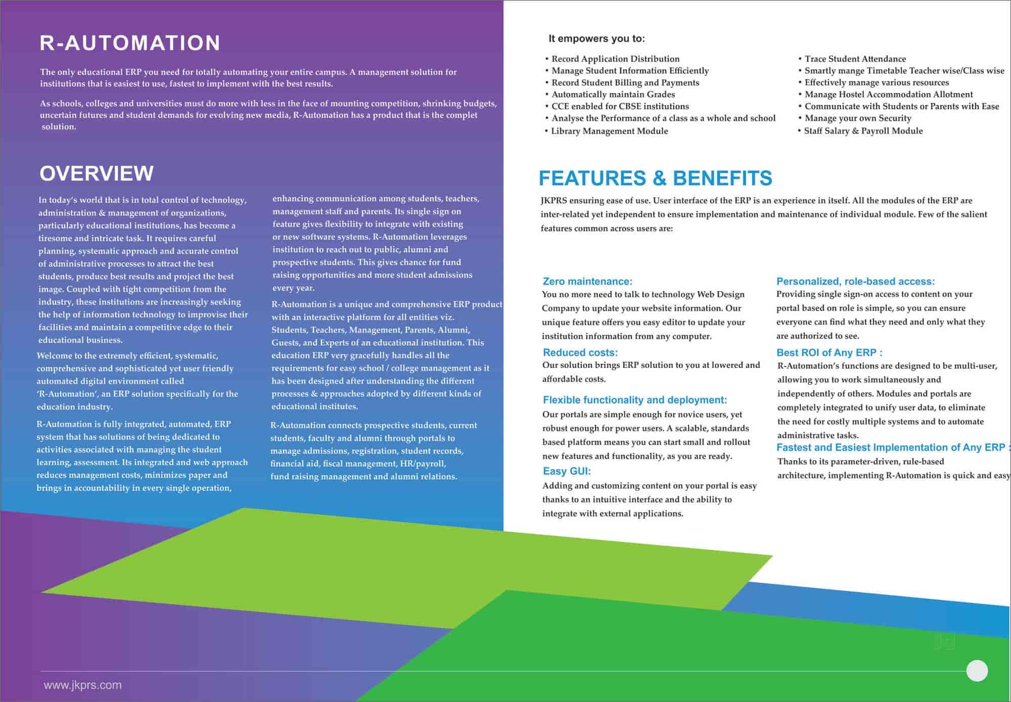 JKPRS Technologies, Beawar - Software Companies in Ajmer