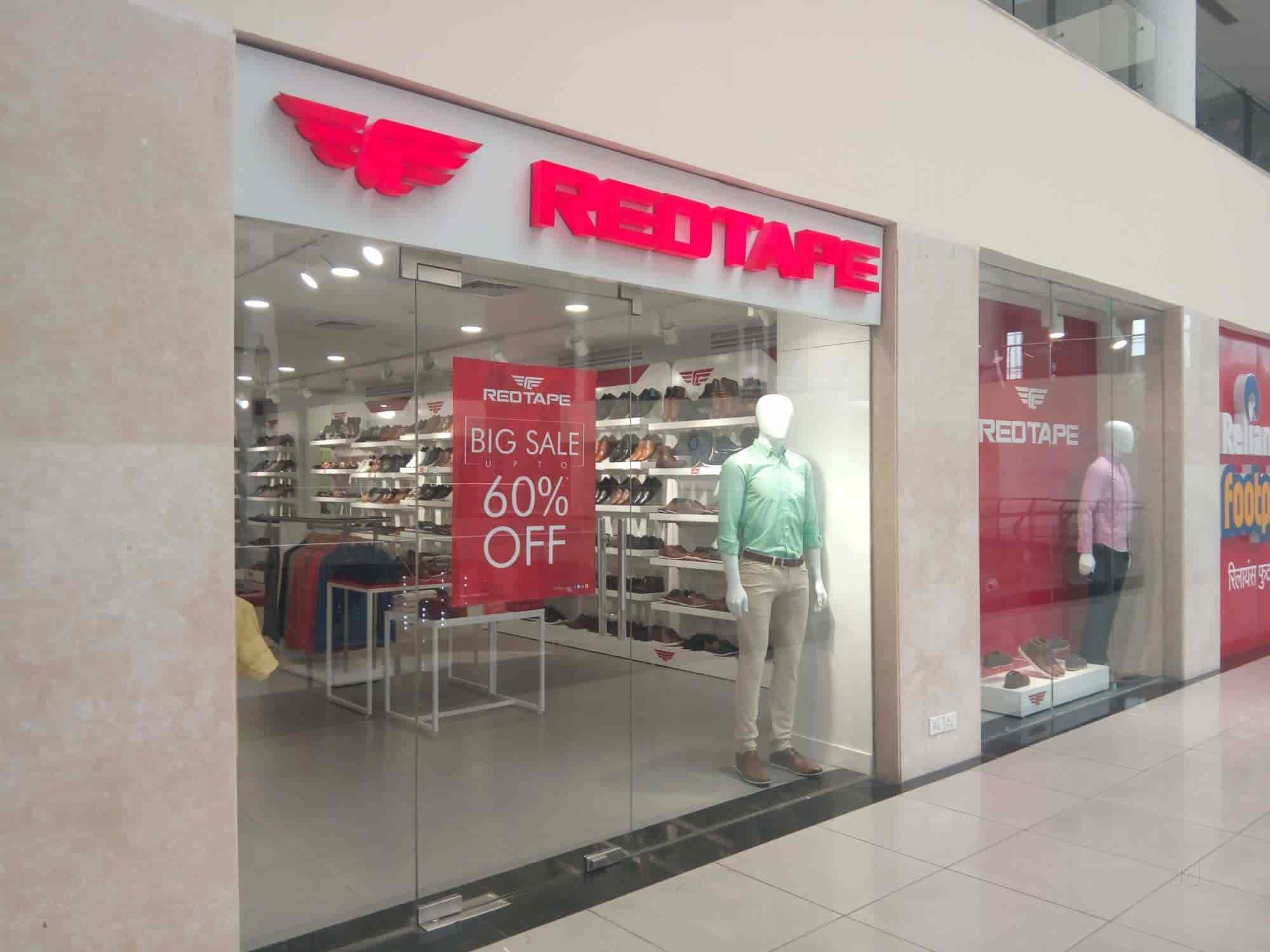 Red Tape Exclusive Store, Vaishali Nagar - Shoe Dealers in