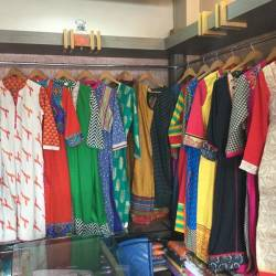 ab4ffff7 ... Inside view of Ladies Suit Shop - Amarsons Salwar Suit Photos, , Ajmer  - Women